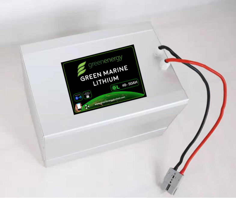 48v 50AH GOLF CART Lithium Battery